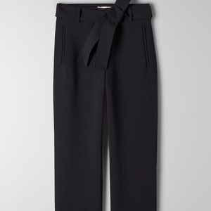 Wilfred Front Tie Pants